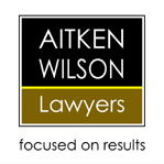 Aitken Wilson Lawyers Brisbane and Gold Coast - Logo